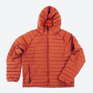 32° DEGREES Packable Down Puffer hooded,NWT